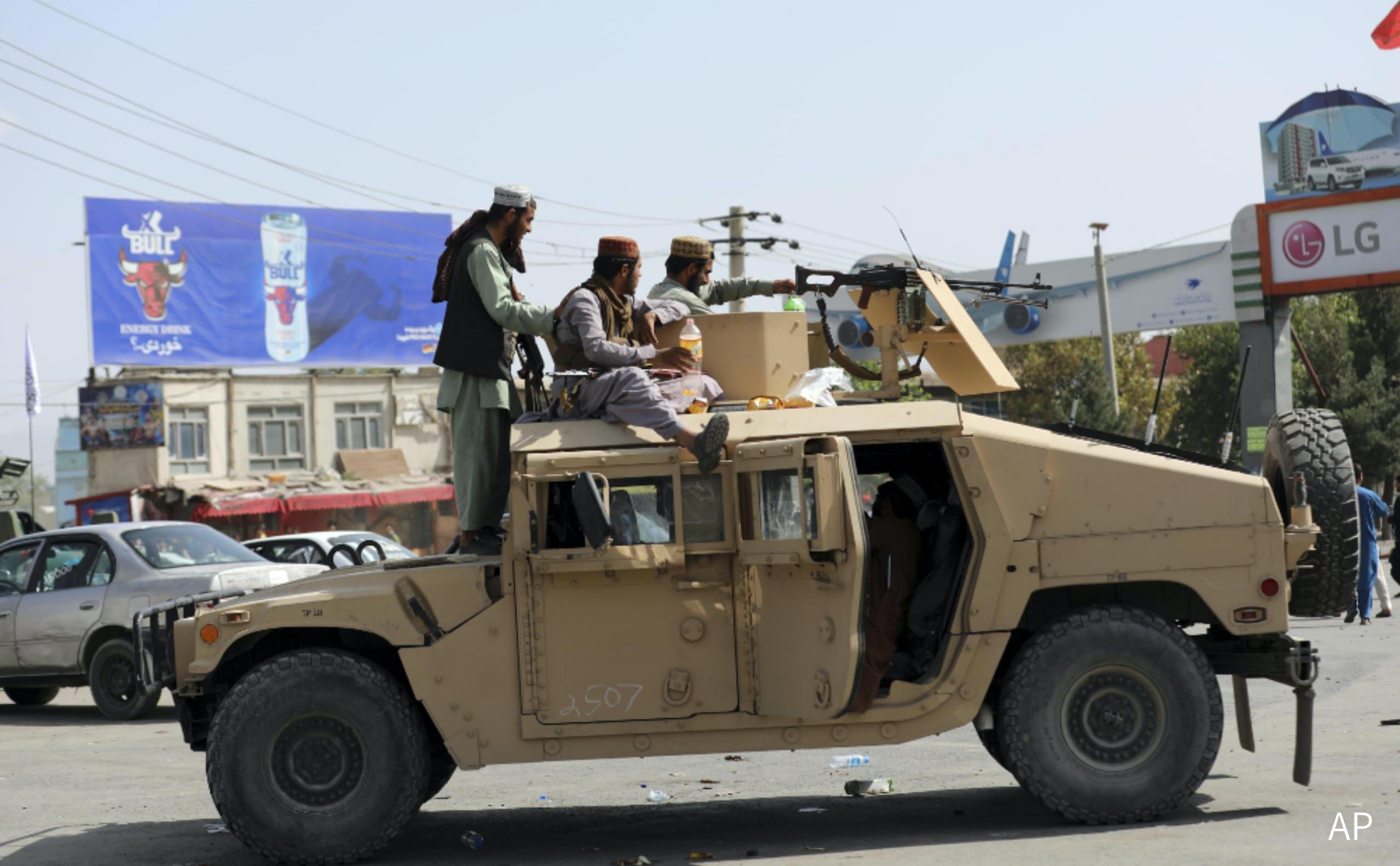 アフガン情勢